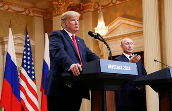 Обзор инопрессы. Встреча Трампа и Путина глазами психолога