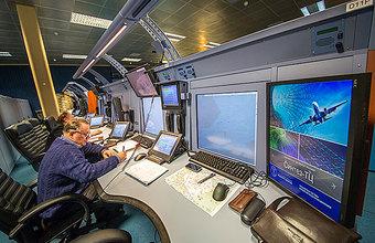 В Росавиации опровергли сообщения об опасном сближении самолетов над Черным морем