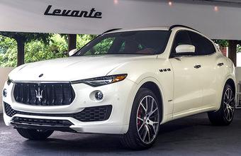 Невостребованный люкс. Продажи Maserati в России сократились почти вдвое