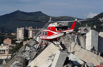 Трагедия в Генуе: «Мост «дышал» и был в постоянном ремонте»