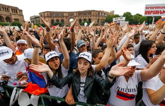 Сто дней после революции. Как изменилась за это время Армения?