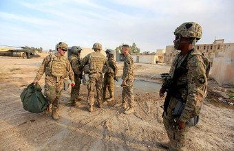 СМИ: Россия предупредила США о готовящемся ударе по окрестностям американской базы в Сирии