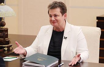 «Я все поняла». Губернатор Владимирской области Светлана Орлова обратилась к избирателям
