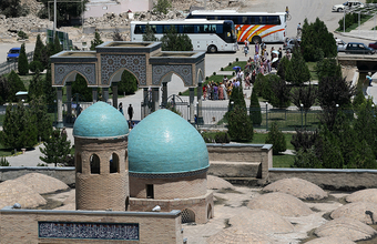 Узбекистан — самое популярное новогоднее направление для россиян