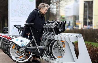 Москва потратит свыше 740 млн рублей на велопрокат, и это рекорд
