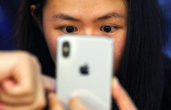Семь моделей iPhone запретили продавать в Китае
