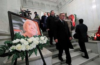 «Человек от Бога». В Москве простились с Людмилой Алексеевой
