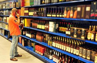 Минздрав предлагает запретить продажу крепкого алкоголя лицам младше 21 года