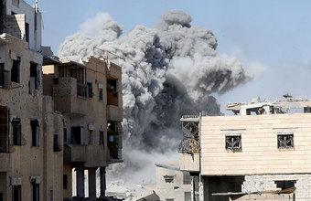 Израиль ударил по иранским объектам в Сирии