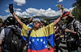 Решающий день Мадуро: в Венесуэле пройдут акции протеста