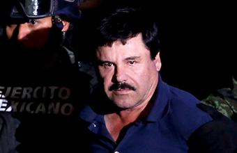 Бывший наркобарон Эль Чапо признан виновным по всем пунктам