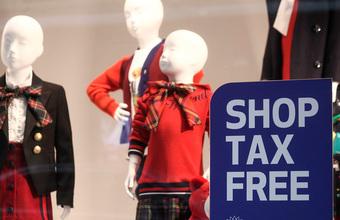 Систему tax free сделают более удобной для туристов