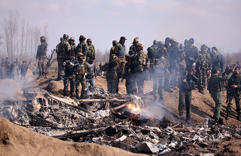 Военно-воздушные силы Пакистана и Индии обменялись авиаударами. Потери есть у обеих стран