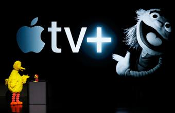 Apple представила собственный видеосервис с сериалами и шоу