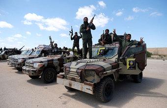 «Хафтар будет бороться до конца». Госсекретарь США потребовал прекратить наступление в Ливии