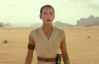 Disney представила трейлер девятого эпизода «Звездных войн»