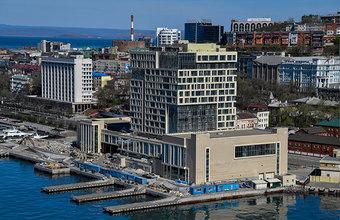 Владивосток все-таки продал два недостроенных отеля