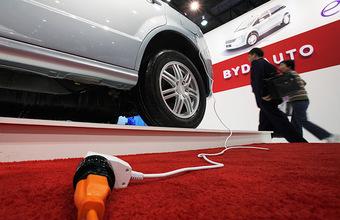 Das BYD: китайская компания намерена стать ведущим брендом в области электромобилей
