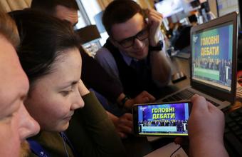 «Дебаты в стиле постмодерн». Что думают о предвыборном баттле жители Украины?