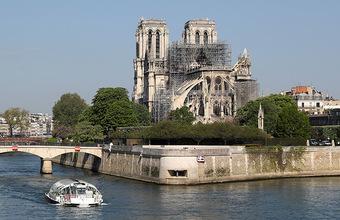 ЮНЕСКО не исключает модернизацию собора Парижской Богоматери