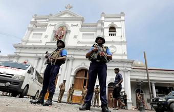 Взрывы на Шри-Ланке