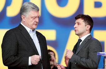 Кадровая война Порошенко и Зеленского за административный ресурс