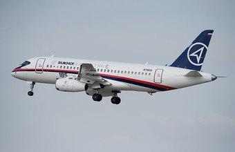 РИА Новости: сгоревший Superjet заходил на посадку с перегрузом в 1600 килограммов, экипаж не выпустил тормозные щитки