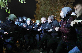 Правозащитница: в Екатеринбурге новые задержания