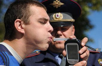 МВД предлагает забирать автомобили у пьяных водителей