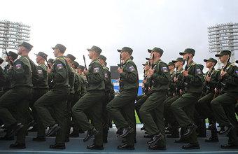 В российской армии появились главные сержанты