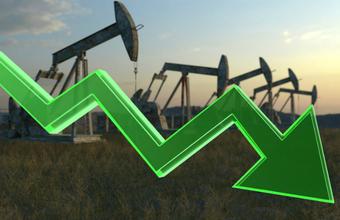 Нефть дешевеет: основные нефтяные марки потеряли в цене более 5%