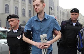Акция в поддержку Ивана Голунова обернулась задержаниями
