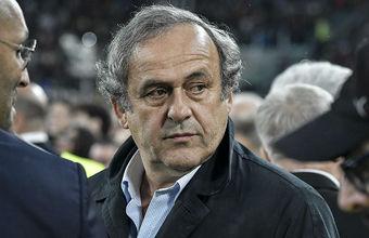 Задержан экс-глава УЕФА Платини