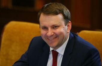 Автопробег министра. Орешкин отправится в Тольятти на Lada Xray