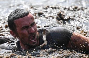 Герои грязи не боятся