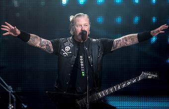 Metallica пожелала России удачи в бою