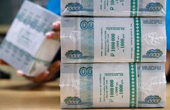 Росстат: в России не менее 11 тысяч человек получают зарплату свыше миллиона рублей в месяц