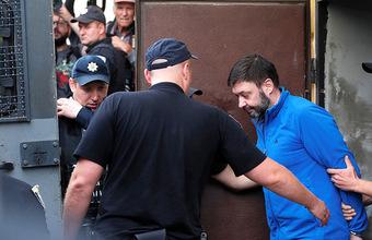 На что рассчитывает Зеленский, заявляя о готовности освободить Вышинского?