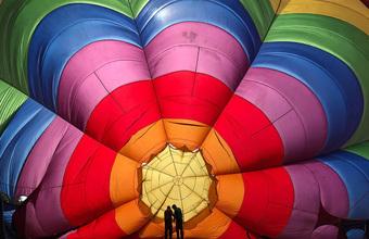 Фестиваль воздушных шаров. Фотоистория