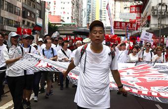 Пекин нашел ответственных за разжигание протестных акций в Гонконге