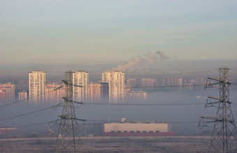 Мусорные костры в Москве: жители Западного округа вновь жалуются на сильнейший запах гари