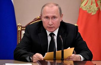 Россия не будет втягиваться в гонку вооружений с США. Но «симметричный ответ» нужен