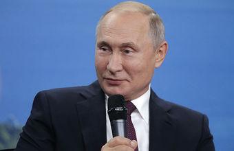 Путин: «Нет необходимости по экономическим статьям человека сажать за решетку»