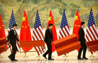 Вашингтон и Пекин согласовали частичное торговое соглашение