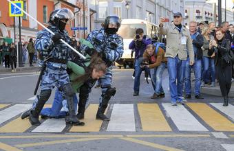 Новые задержания в рамках «московского дела»