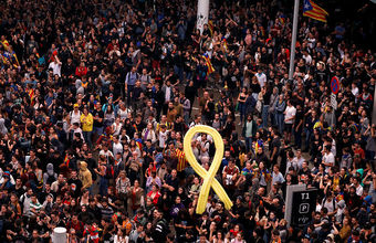 Протестующие в Каталонии планируют «осаду» Барселоны