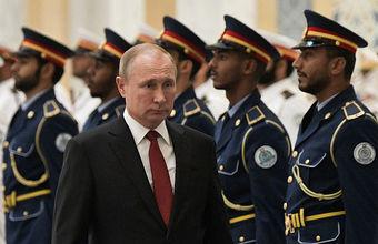 Почему ближневосточным музыкантам никак не дается российский гимн?