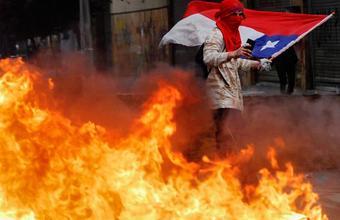 Крупнейшая в истории Чили акция протеста