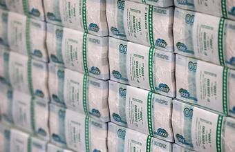 Минфин: профицит российского бюджета превысил 3 трлн рублей