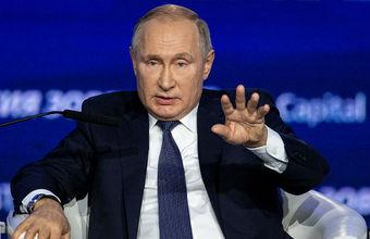 «Он симпатичный человек, искренний». Путин рассказал о своем отношении к Зеленскому